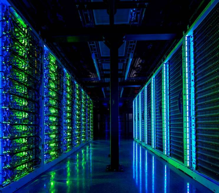 Server Room Lighting : Switch ranked out of top cloud campus ecosystems