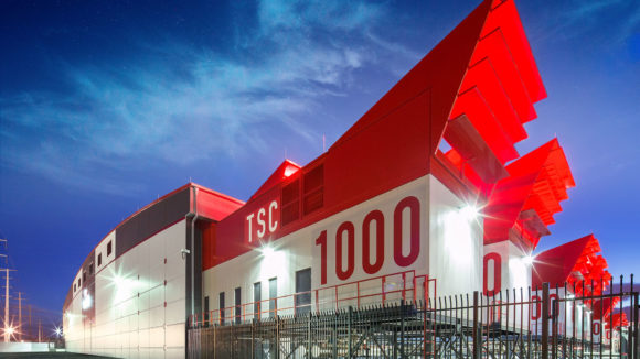 TSC 1000, Switch LAS VEGAS 8 Data Center — The Core Campus, Las Vegas, Nevada, USA