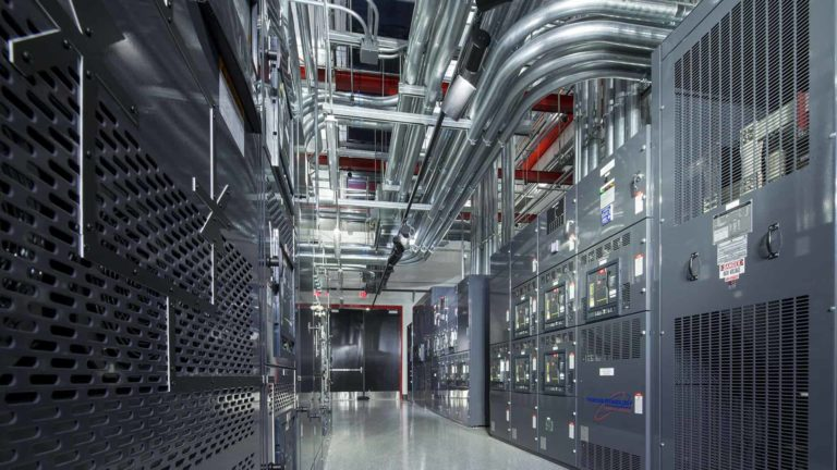 Tri-Redundant Power, Gray Power Room, Switch LAS VEGAS 8 Data Center – The Core Campus, Las Vegas, Nevada, USA