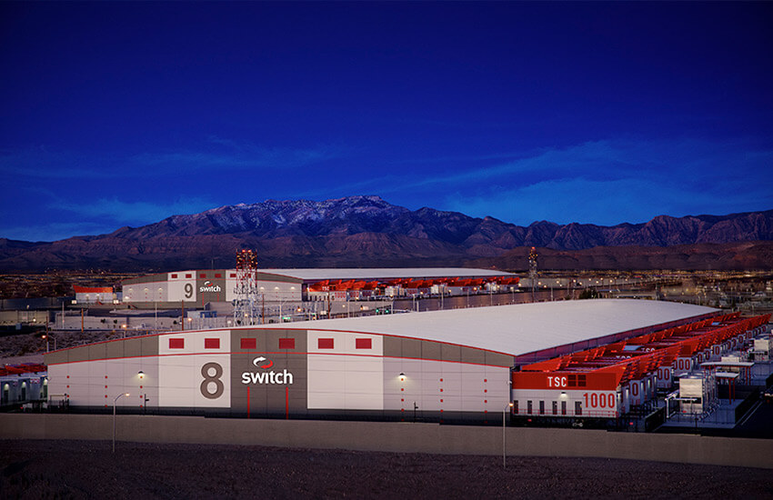 Switch Becomes The Only Carrier-Neutral Data Center Company In History To Receive A Tier IV Gold Rating On Two Separate Data Center Facilities
