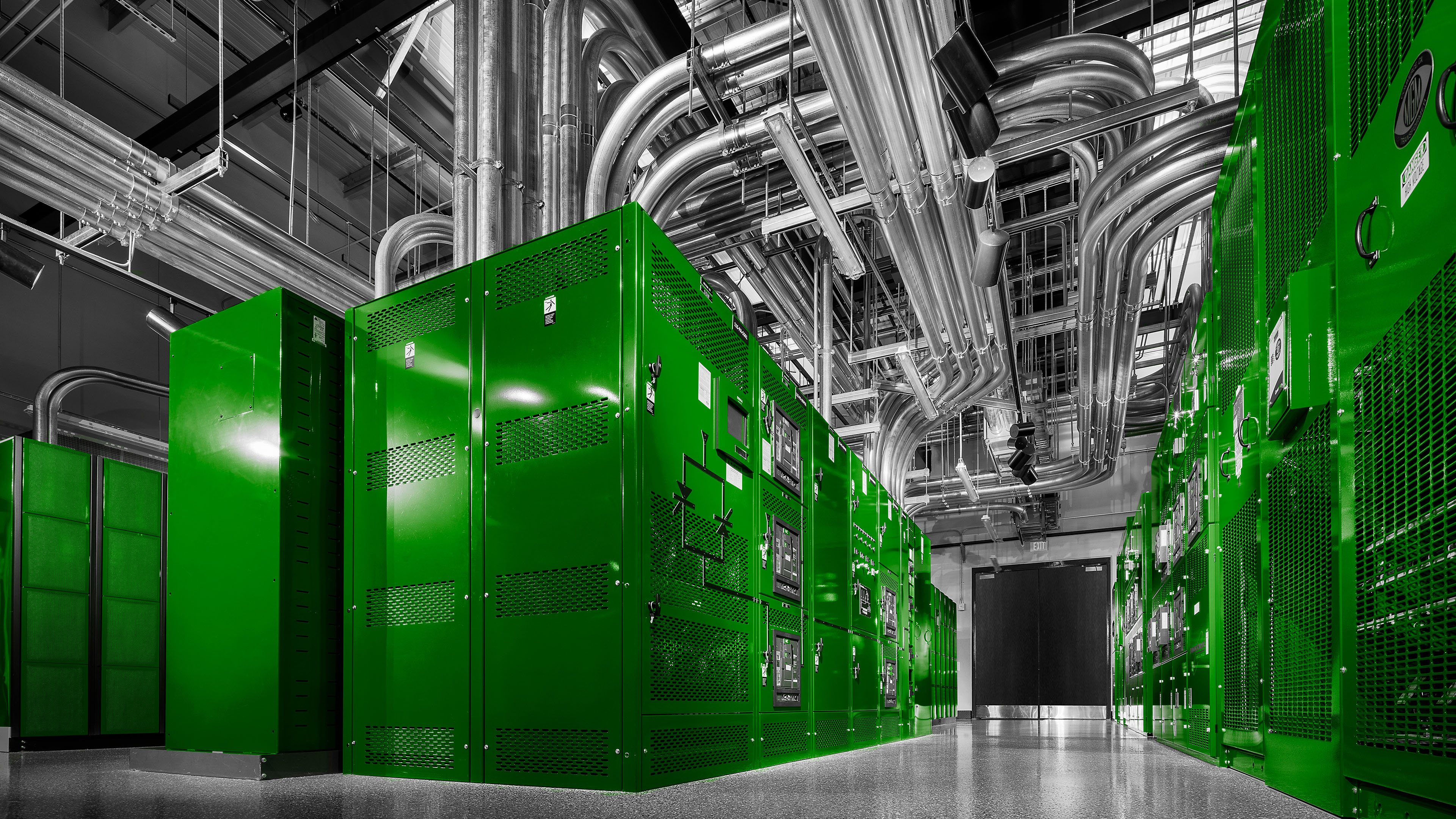 Hulu Moves Data Centers to 100 Percent Renewable Energy Facility