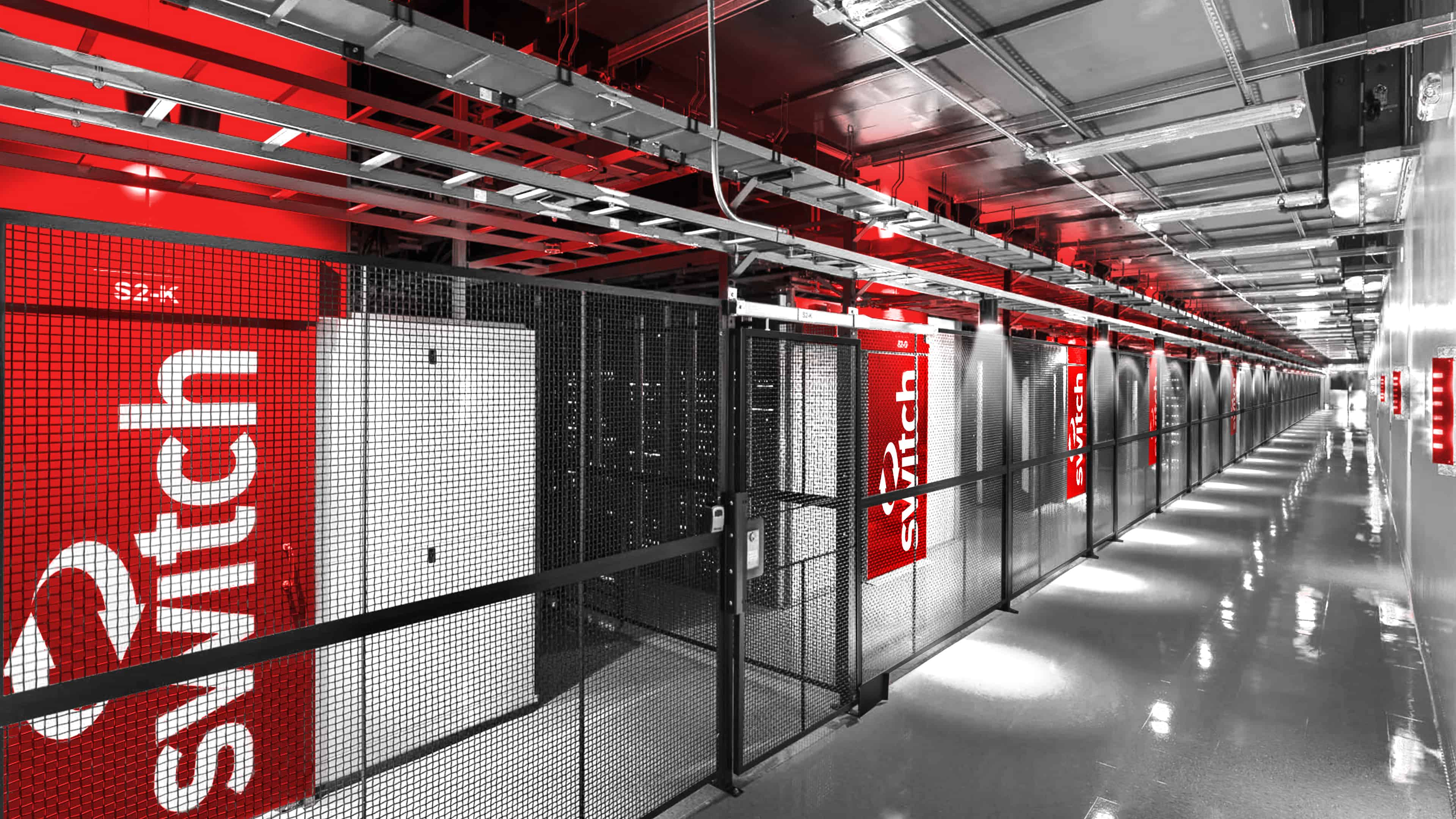 Worldpay Establishes New Data Center Presence  within Switch Hyperscale Data Center Ecosystem