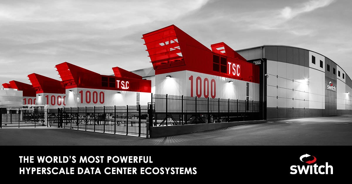 Switch - World-Renowned Data Centers and Technology Solution