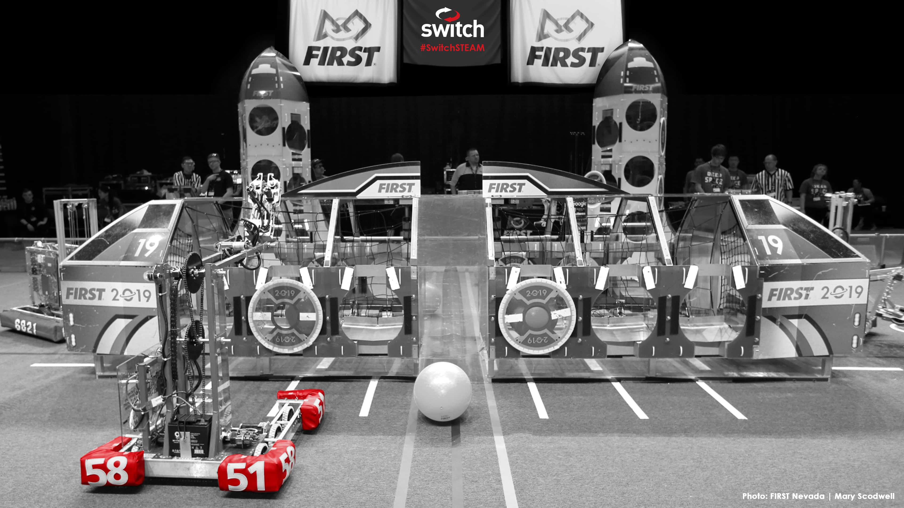 Switch Expands National FIRST<sup><small>®</small></sup> Robotics Partnership with GeorgiaFIRST<sup><small>®</small></sup> Symposium and FIRST<sup><small>®</small></sup> Tech Challenge Kickoff Sponsorship