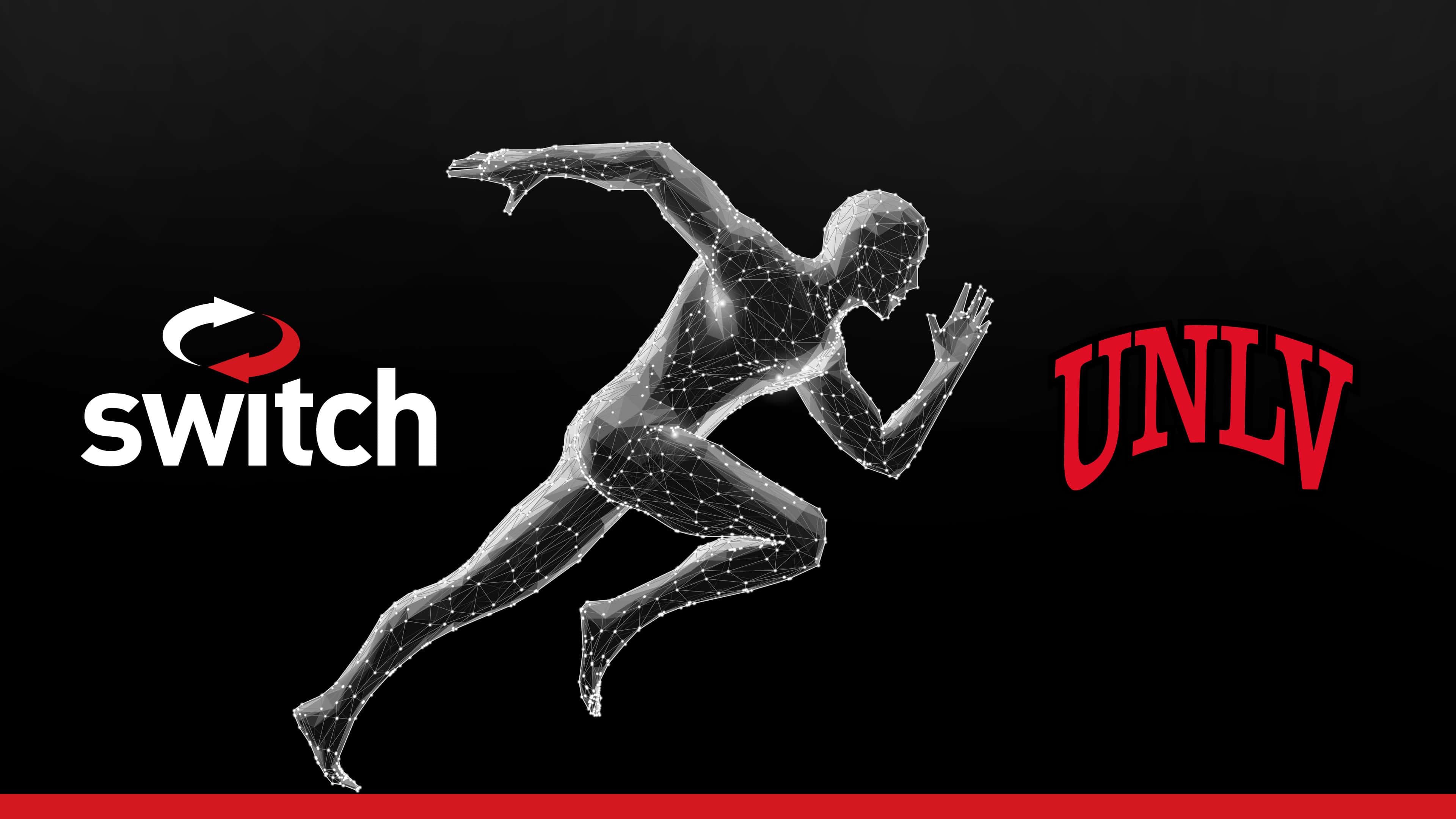 UNLV Athletics and Switch Launch Multi-Year Partnership for Sports Technology Innovation